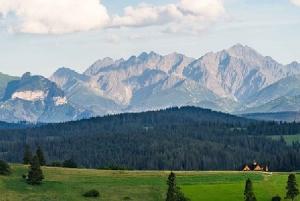From Krakow: Excursion to Zakopane Town in Tatra Mountains