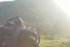 From Krakow: Extreme Off-Road Quad Bike Tour