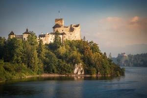 From Krakow: Full-Day Dunajec River Rafting Tour