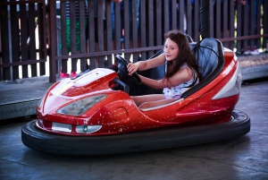 From Krakow: Full-Day Inwald Amusement Parks Tour