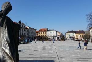 From Krakow: Full-Day Wadowice & Czestochowa Tour
