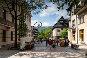 From Krakow: Full-Day Zakopane & Tatra Mountains Guided Tour
