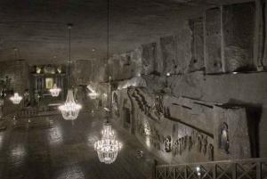 From Krakow: Guided Wieliczka Salt Mine Tour