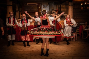 From Krakow: Polish Folk Show with All-You-Can-Eat Dinner