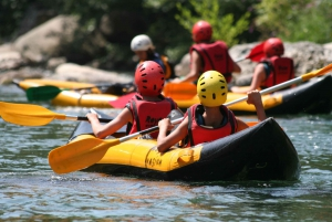 From Krakow: Pontoon Rafting and Thermal Baths Experience