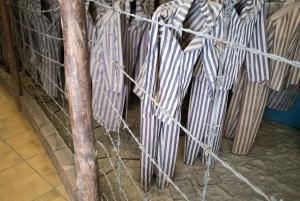 From Krakow: Self-Guided Trip to Auschwitz-Birkenau