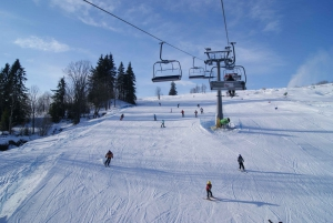 From Kraków: Skiing and Thermal Baths Experience