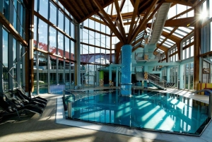 From Krakow: Transfer & Admission to Bukovina Thermal Baths
