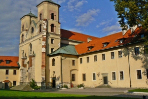 From Krakow: Tyniec Abbey Private Tour
