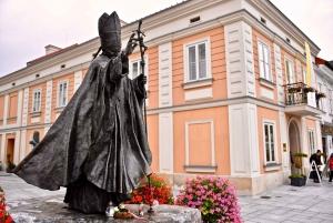 From Krakow: Wadowice and Kalwaria Zebrzydowska Tour