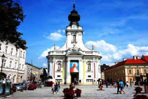From Krakow: Wadowice & Sanctuary of Divine Mercy Tour