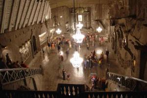 From Krakow: Wieliczka Salt Mine 5-Hour Private Tour