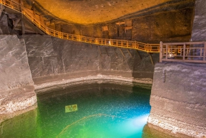 From Krakow: Wieliczka Salt Mine Group Tour with Transfer