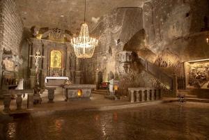 From Kraków: Wieliczka Salt Mine Guided Tour