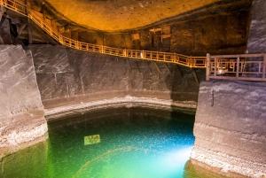 From Krakow: Wieliczka Salt Mine Half-Day Guided Tour