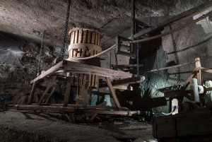 From Krakow: Wieliczka Salt Mine Tour with Guide
