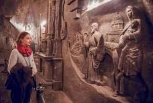 From Krakow: Wieliczka Salt Mine Tour