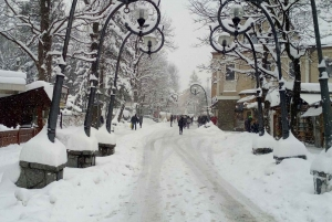 From Kraków: Witów Skiing and Zakopane Tour