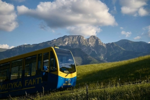 From Krakow: Zakopane and Thermal Springs Private Tour