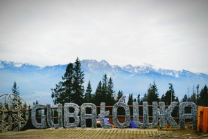 From Krakow: Zakopane Private Day Trip with Thermal Pools