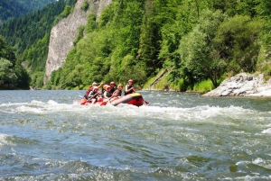 From Pontoon Rafting and Thermal Baths Experience