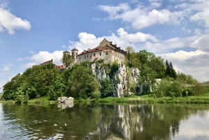 From Scenic Boat Trip to Tyniec Village