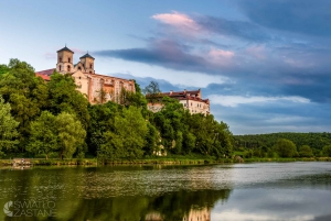 From Tyniec Abbey Private Tour