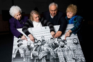 From Warsaw: Auschwitz Tour with Private Transport