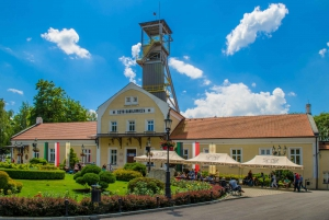 From Warsaw: Krakow City Day Tour with Salt Mine Visit