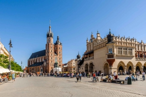 From Warsaw: Small-Group Tour to Krakow, Schindler's Factory