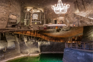 From Wieliczka Salt Mine Small Group Guided Tour