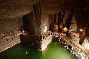 From Wieliczka Salt Mine Tour with Private Transfer