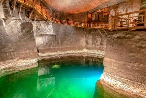 From Wieliczka Salt Mine Tour