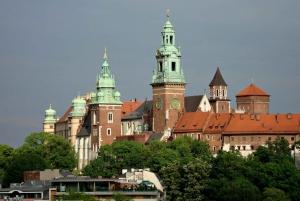 From Wroclaw: Krakow & Wieliczka Salt Mine Tour