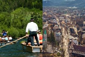 From Zakopane and Dunajec River Rafting Tour