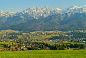 From Zakopane and the Tatra Mountains