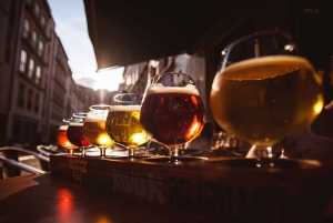 Guided Craft Beer Tour