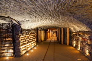 Guided Wieliczka Salt Mine Tour