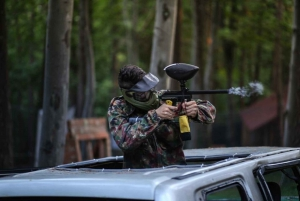 Half-Day Paintball and Shooting Range Experience