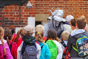 Historical Walking Tour for Families and Kids