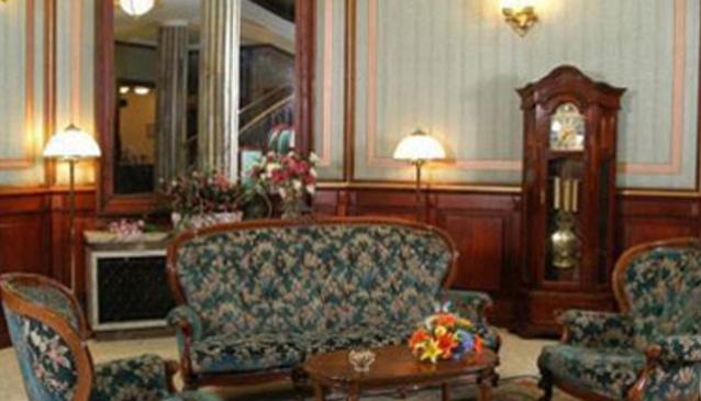 Hotel Orbis Francuski Krakow