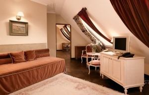 hotel rubinstein krakow