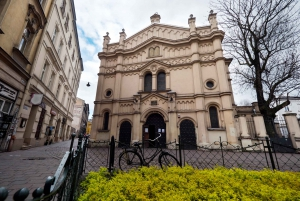 Jewish District Private Guided Tour