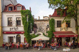 Jewish Quarter and Former Ghetto Tour