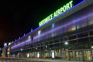 Katowice Airport to the City Private Transport