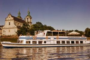 Krakow: 1-Hour Evening Vistula River Cruise