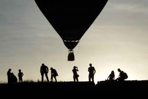 Krakow: 1-Hour Hot Air Balloon Flight