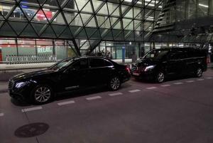 Krakow: 1-Way Airport Transfer