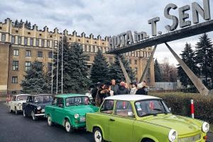 Krakow: 2.5-Hour Crazy Communism Tour by Trabant