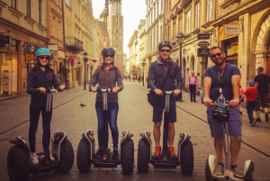 Krakow: 2–Hour Old Town Segway Tour